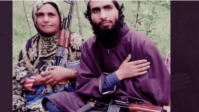नसीमा बानो, कश्मीर