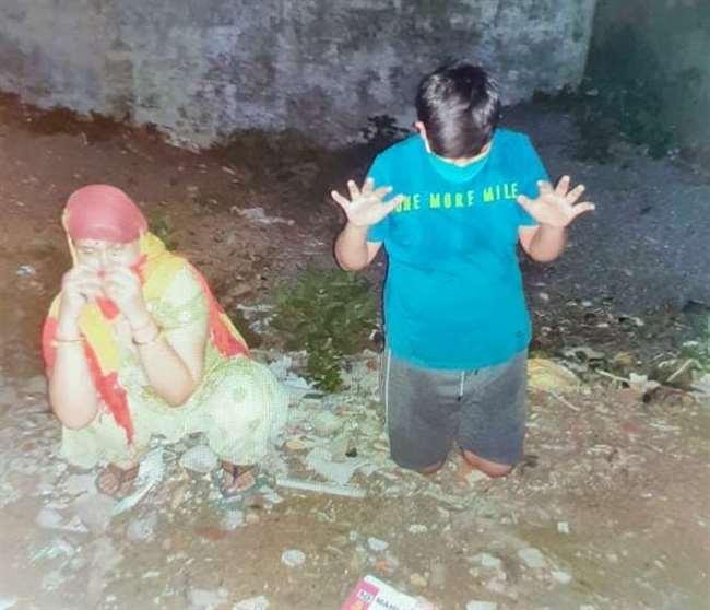 विकास दुबे की पत्नी और बेटे को पुलिस ने किया गिरफ्तार