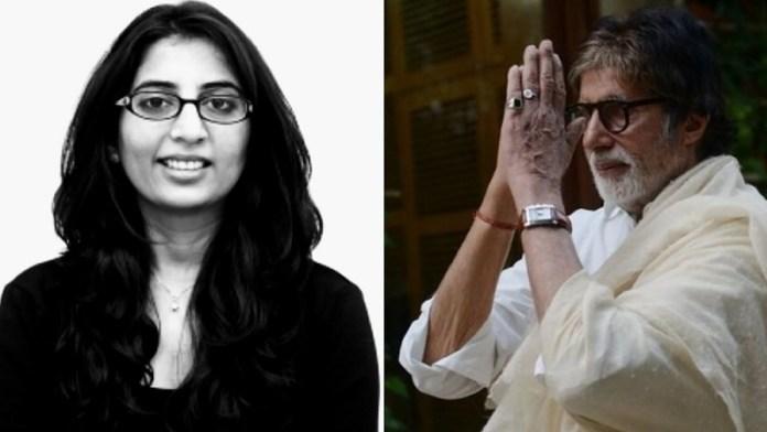 अमिताभ बच्चन, कोरोना, विद्या कृष्णन