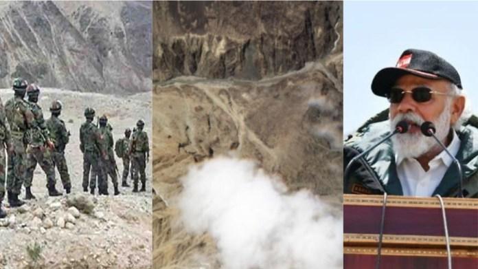 भारतीय सेना विदेशी जमीन