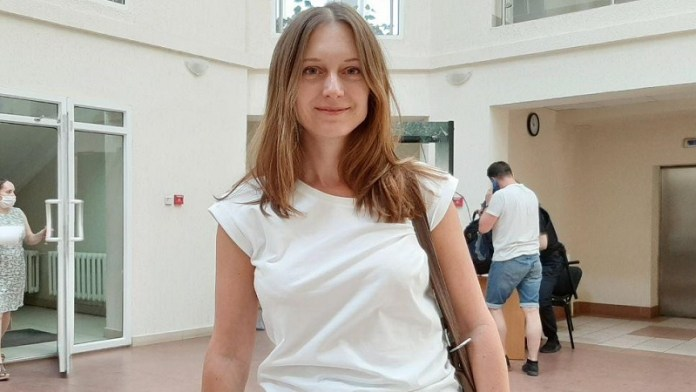 Svetlana Prokopyeva, रूस, आतंकवादी