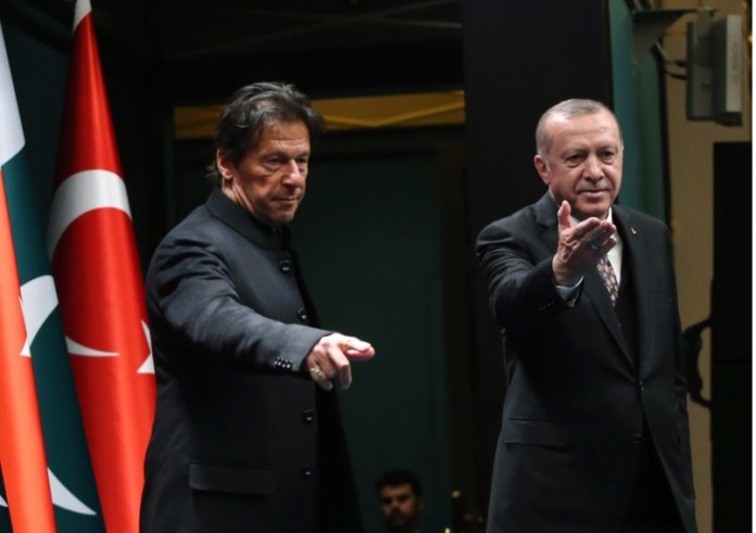 तुर्की भारत रेडिकल मुस्लिम