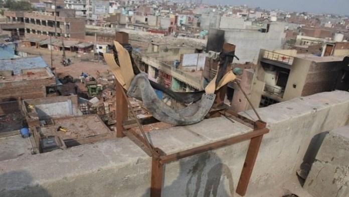दिल्ली हिंदू विरोधी दंगे