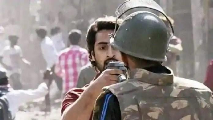 शाहरुख, दिल्ली दंगा