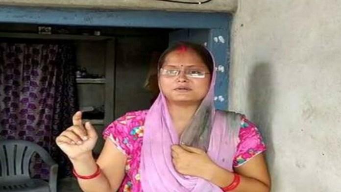 कानपुर गोलीकांड शशिकांत की पत्नी का ऑडियो