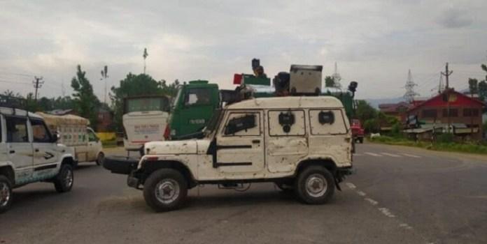 श्रीनगर-आतंकी हमला