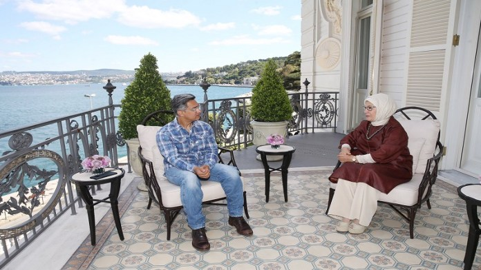 आमिर खान, एमीन एर्दोगन