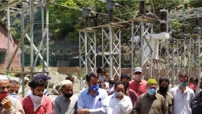 कश्मीर बिजली