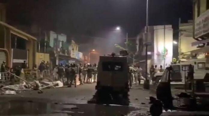 बेंगलुरु दंगा