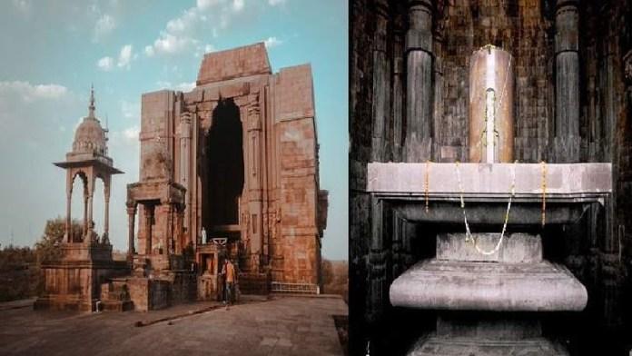 भोजपुर मंदिर, भोज, शिव