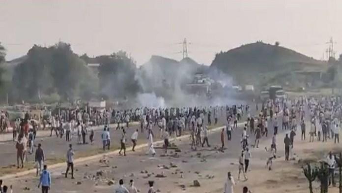 राजस्थान, आगजनी, आदिवासी, ईसाई