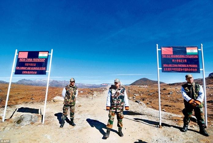 भारत-चीन सीमा
