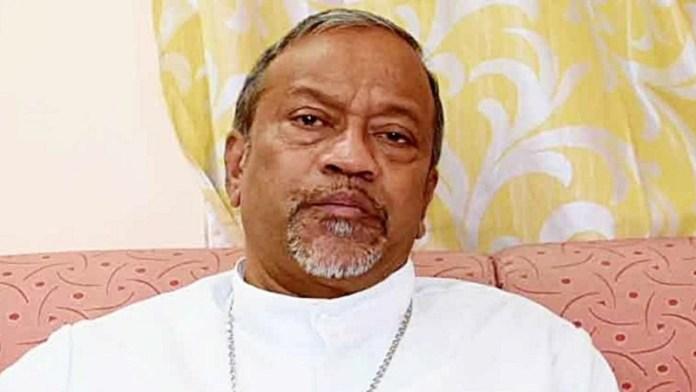 बेंगलुरु आर्कबिशप पीटर मैकाडो