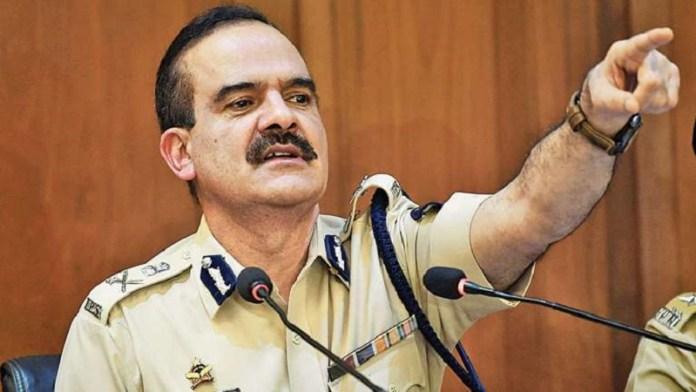 मुंबई पुलिस कमिश्नर परम बीर सिंह