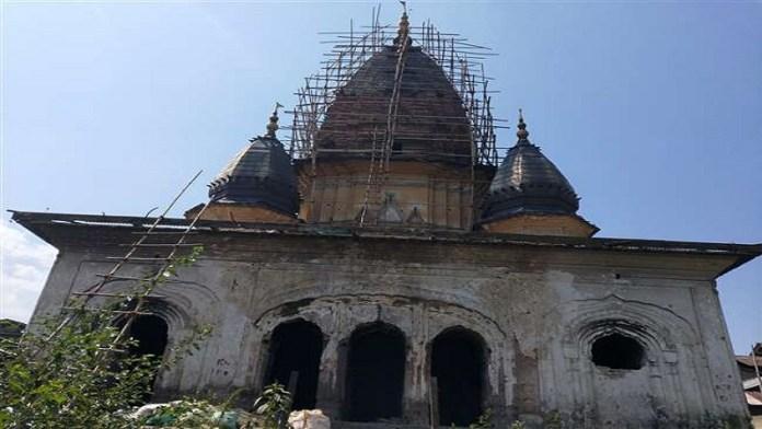 कश्मीर रघुनाथ मंदिर