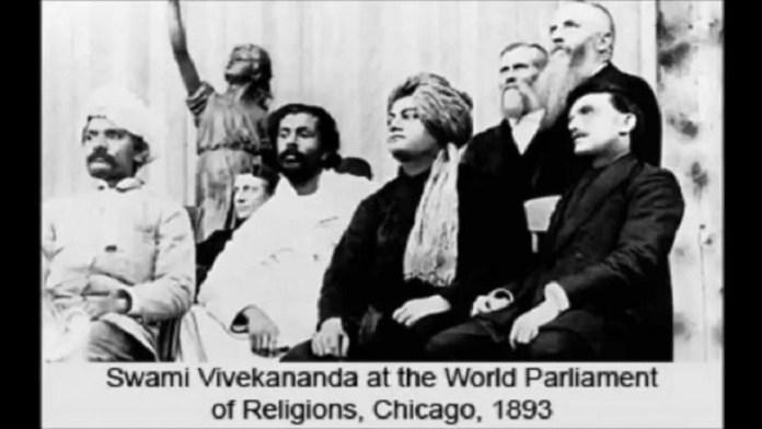 शिकागो में स्वामी विवेकानंद