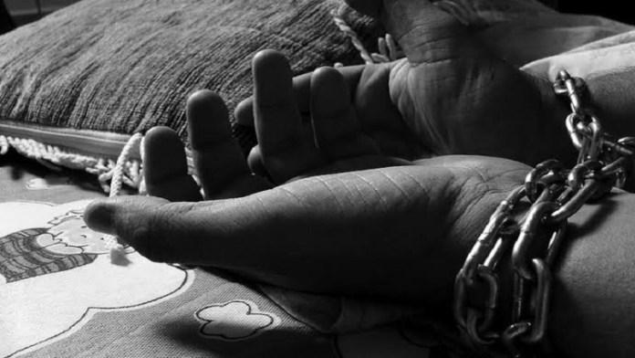 दिल्ली हाथरस मानव तस्करी