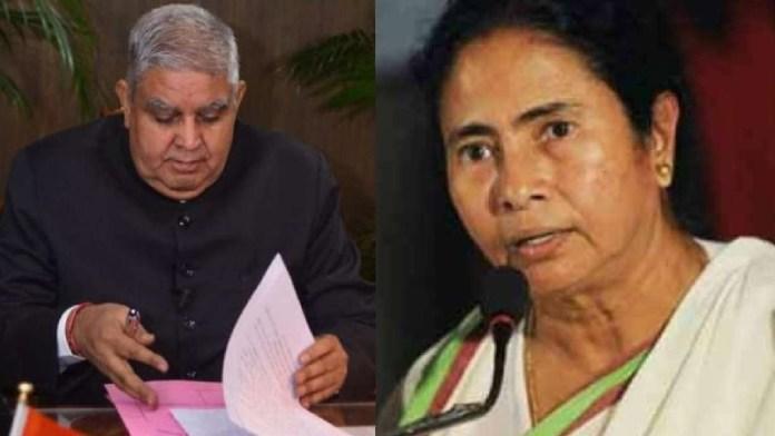 जगदीप धनखड़, ममता बनर्जी, पश्चिम बंगाल,भाजपा कार्यकर्ता मौत