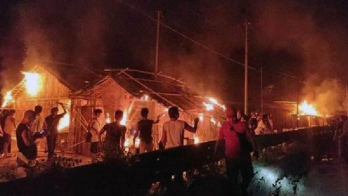 मिजोरम असम सीमा विवाद, हिंसा