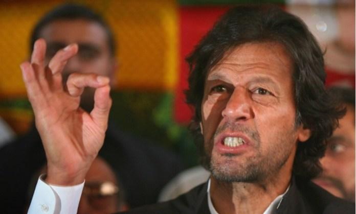 इमरान खान ईशनिंदा