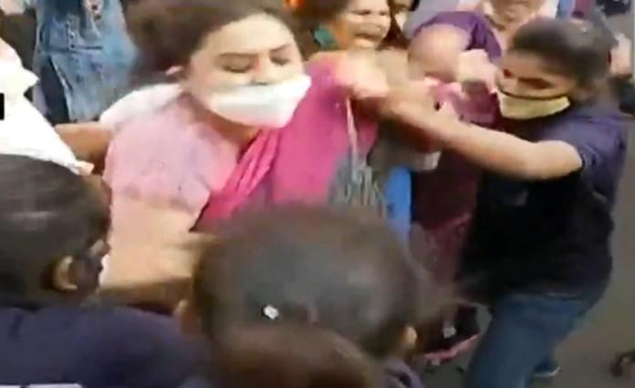BJP पश्चिम बंगाल महिला मोर्चा