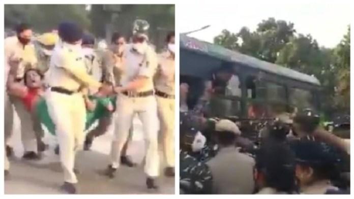इंडिया गेट, सुदर्शन न्यूज, जनता मार्च