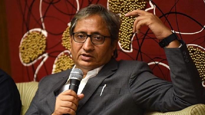 रवीश कुमार, अमेरिका, EVM
