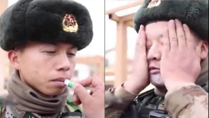 चीनी सेना