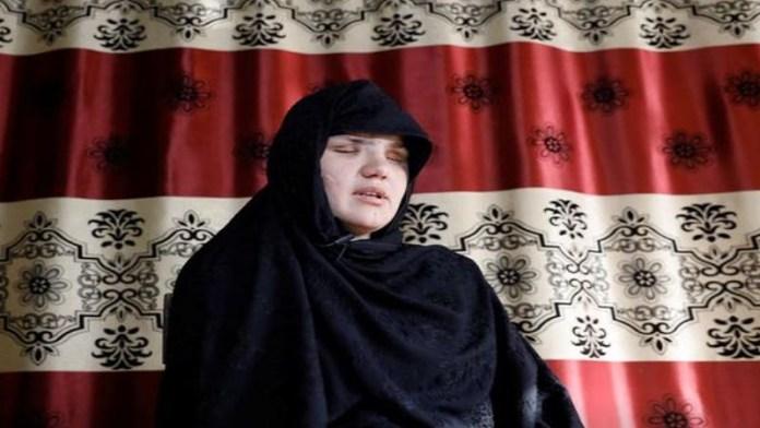 अफगान. तालिबान, पुलिस महिला