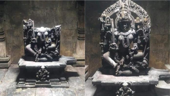कर्नाटक, महाकाली मूर्ति