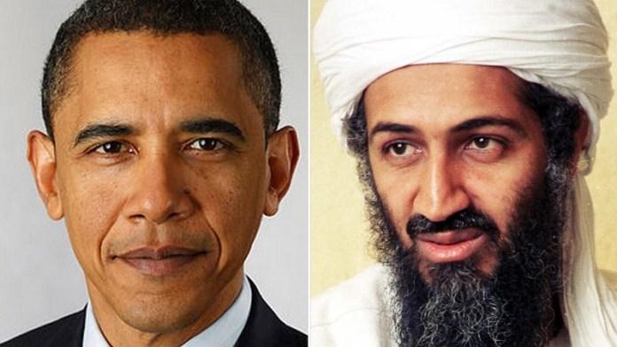 बराक ओबामा-ओसामा बिन लादेन