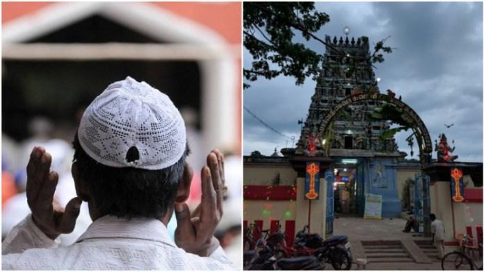 मंजूर अली मंदिर गाली