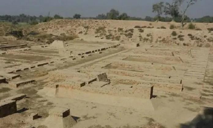 पाकिस्तान में मिला 1300 साल पुराना हिन्दू मंदिर