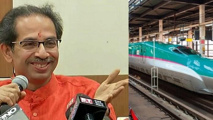 बुलेट, ट्रेन, महाराष्ट्र, गुजरात
