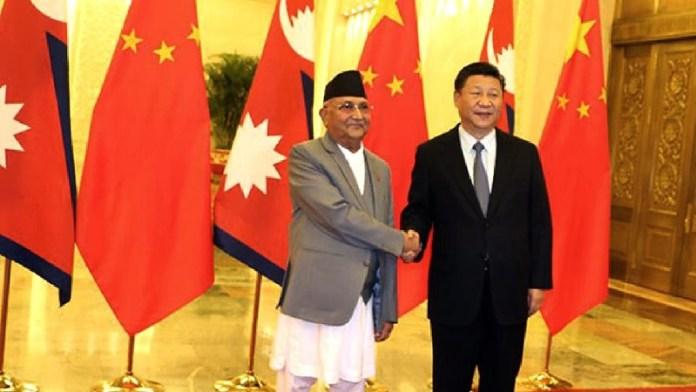 नेपाल, चीन, भारत, जासूसी