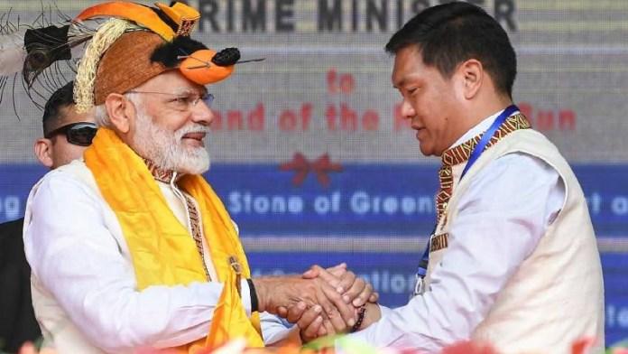 अरुणाचल, BJP, स्थानीय चुनाव