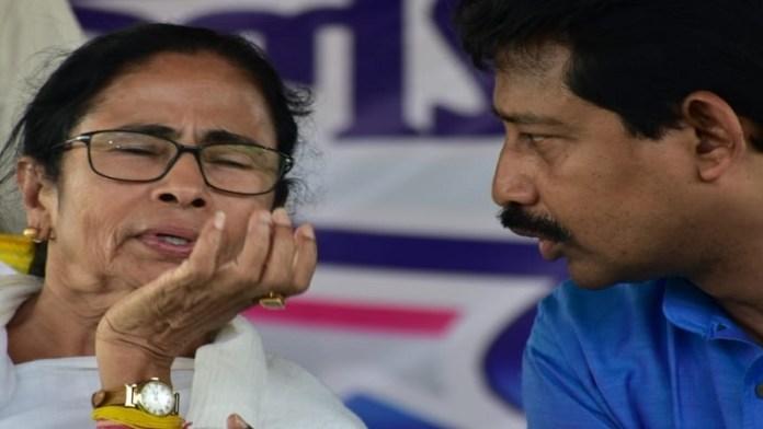 राजीब बनर्जी, ममता, TMC, बंगाल