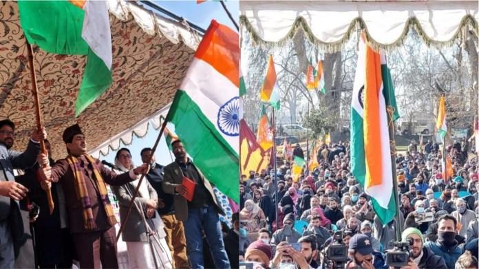 बिजबेहरा में भाजपा प्रवक्ता शहनवाज हुसैन