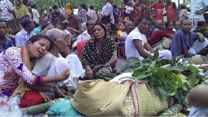 बांग्लादेश, हिन्दुओं, हत्या, 2020