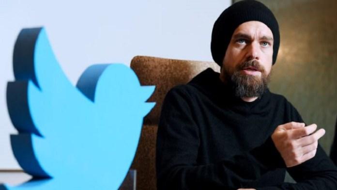 ट्विटर के सीईओ जैक डॉर्सी