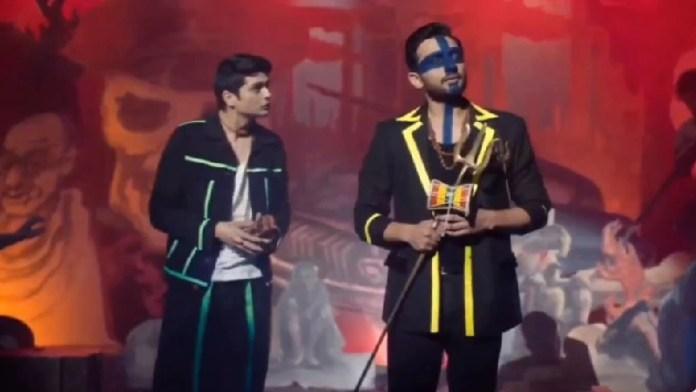 तांडव, जीशान अयूब, शिव
