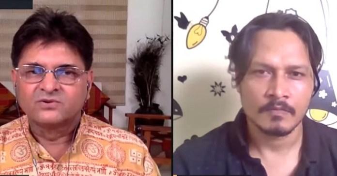 संजय दीक्षित-अजीत भारती