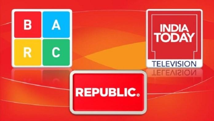 इंडिया टुडे, रिपब्लिक टीवी