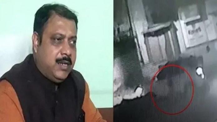 बंगाल, भाजपा नेता पर हमला