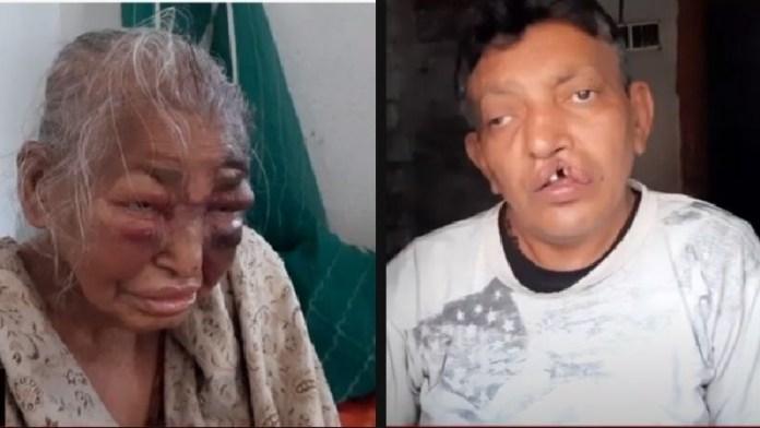 भाजपा कार्यकर्ता, माँ, TMC हिंसा