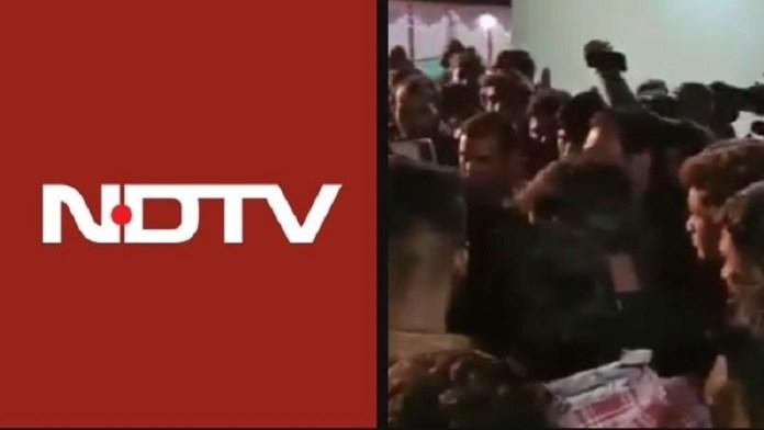 NDTV भीम आर्मी