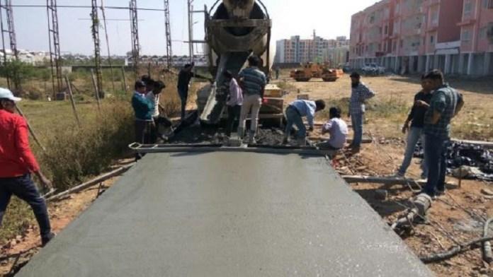 रोड कनेक्टिविटी प्रोजेक्ट