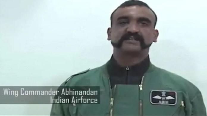 पाकिस्तानी प्रोपेगेंडा अभिनंदन