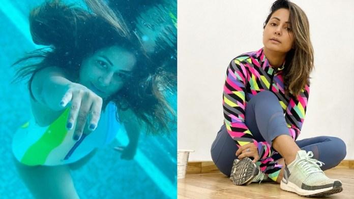 हिना खान, तस्वीरों