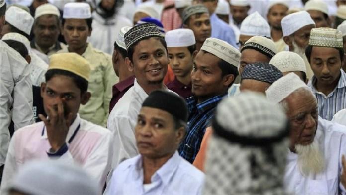 रोहिंग्या मुस्लिमों, जम्मू कश्मीर